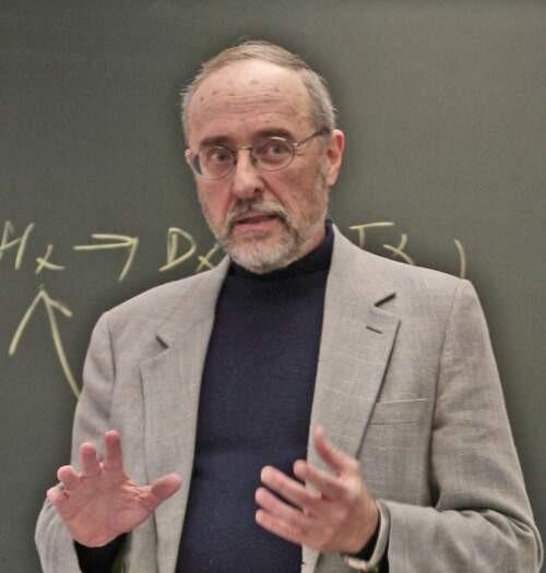 Author - Erwin H Epstein
