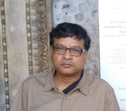 Author - Dipankar  Sinha