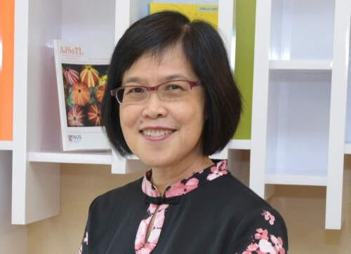 Yoke Sim  FONG Author of Evaluating Organization Development