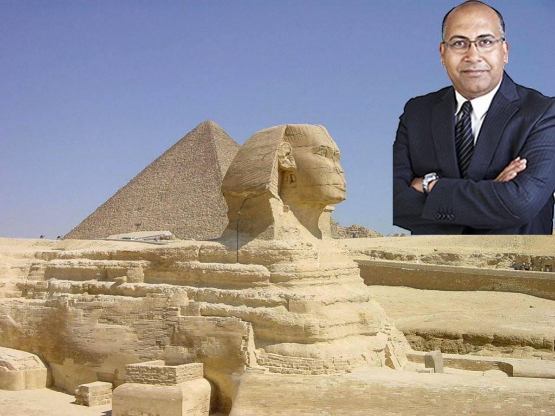 Author - Dr. Mohamed Abdallah El-Reedy