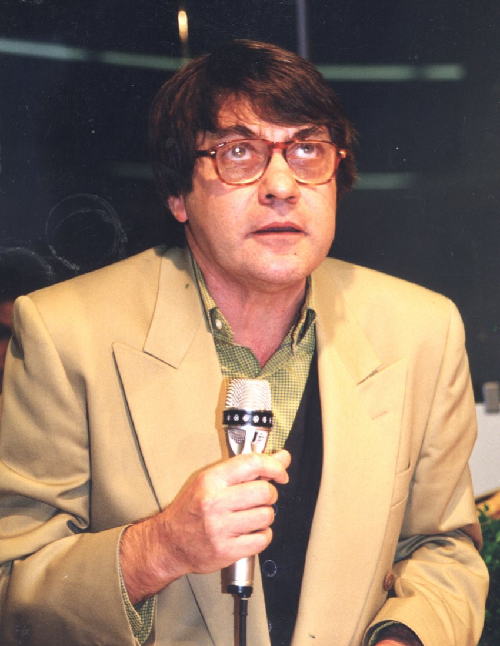 Author - Sergio  Benvenuto