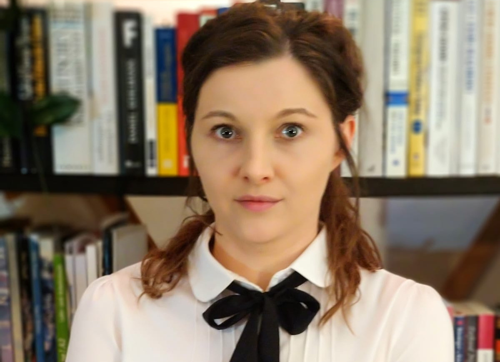 Cornelia  Baciu Author of Evaluating Organization Development