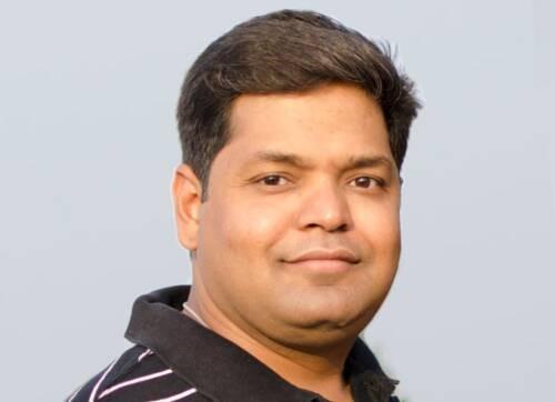 Vishal  Saraswat Author of Evaluating Organization Development