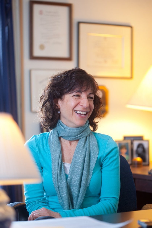 Author - Lisa  Chasan-Taber