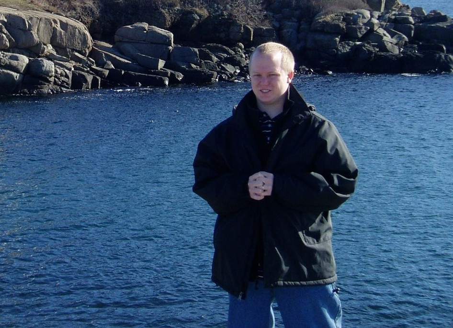 Author - Dan  Nagle