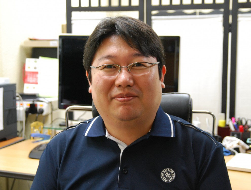 Author - Kilho  Eom