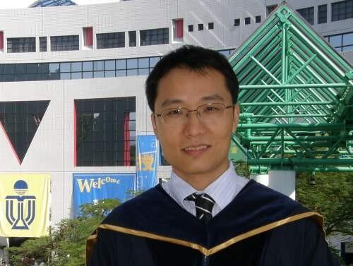 Peng-Cheng  Ma Author of Evaluating Organization Development