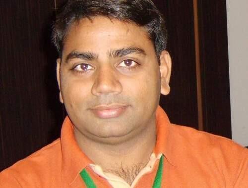 Author - Rajeev K Varshney
