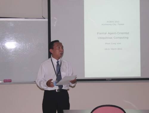 Phan Cong  Vinh Author of Evaluating Organization Development