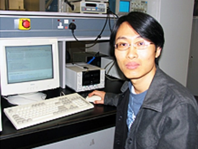 Author - Tak Ming  Chan