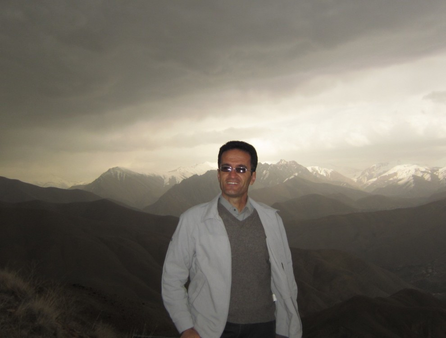 Hassan  Bevrani Author of Evaluating Organization Development
