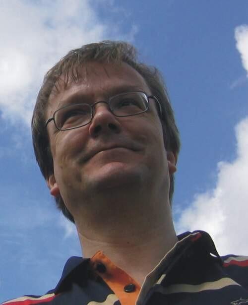 Author - Jan G.M.  van Mier
