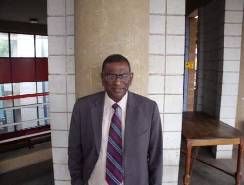 Michael  Pillay Author of Evaluating Organization Development