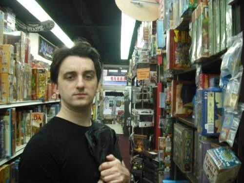 Author - Keith  Burgun