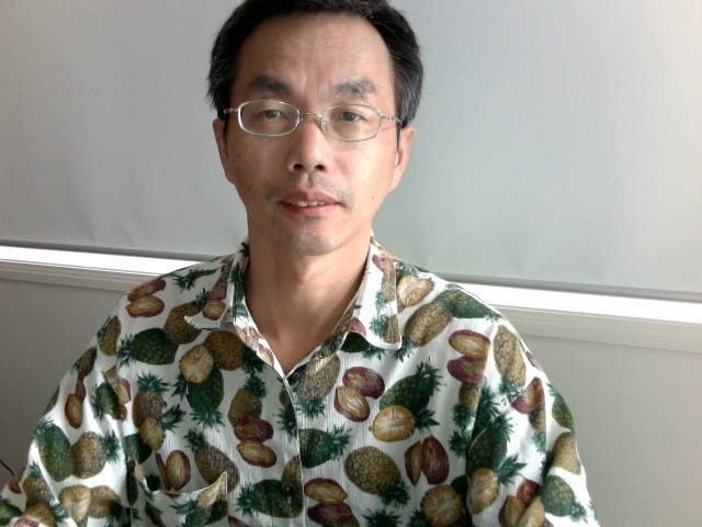 Author - Wei Dong  Guo