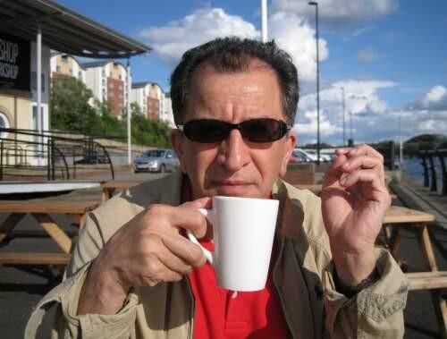 Zabih  Ghassemlooy Author of Evaluating Organization Development