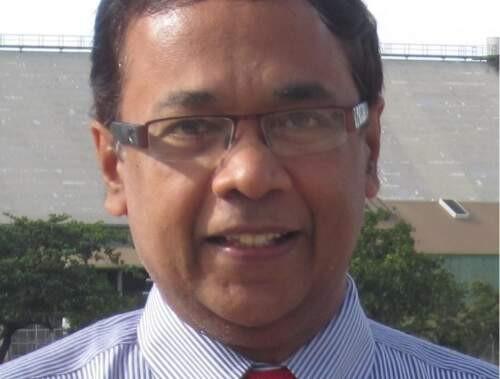 Nagaratnam  Sivakugan Author of Evaluating Organization Development