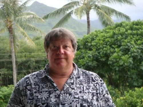 Author - David Michael Jameson
