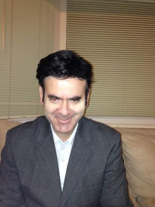 Author - Dr Daniel M Rudofossi