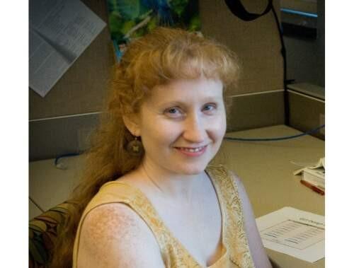 Author - Mia K.  Markey