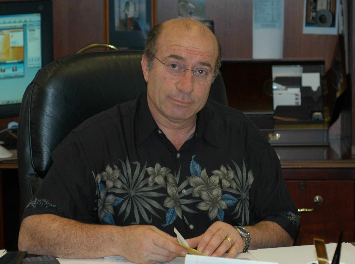 Hooshang  Heshmat Author of Evaluating Organization Development