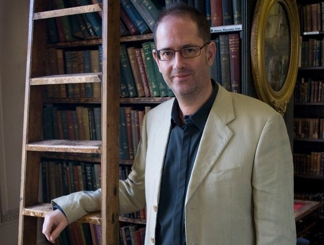 Author - Paul  Anderson