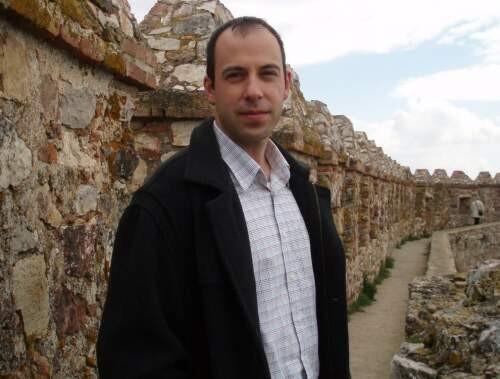 Author - José Luis Risco  Martín