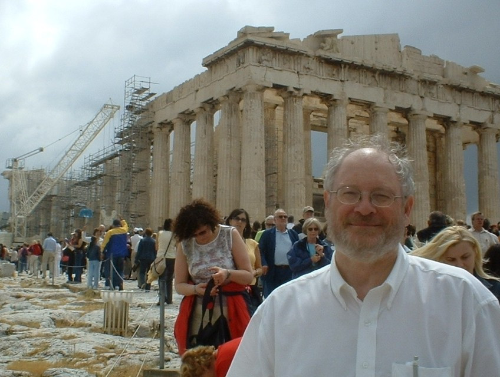 Daryl Ronald  Myers Author of Evaluating Organization Development