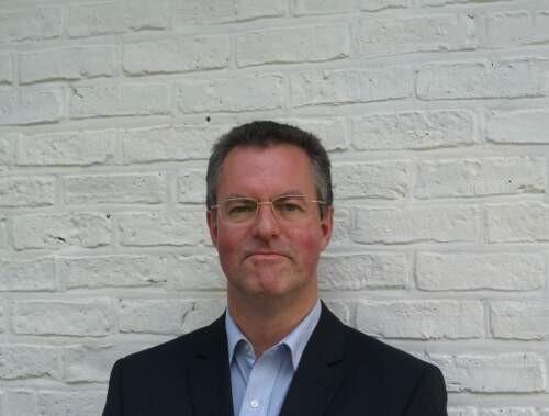 Author - Frank  Verhaegen