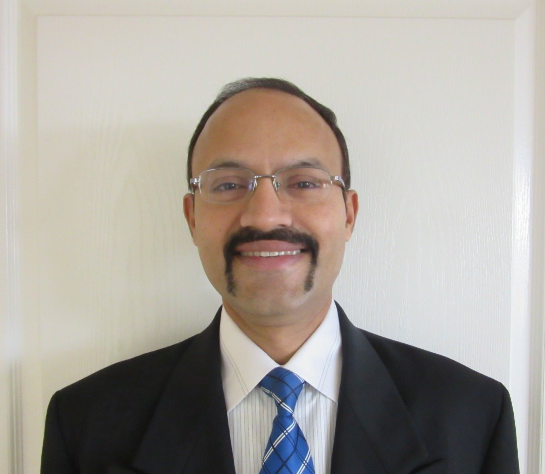 Satish  Subramanian Author of Evaluating Organization Development