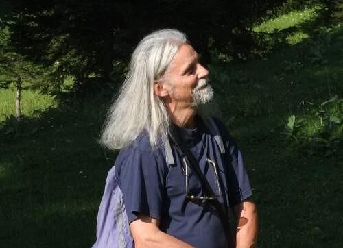 Author - Richard  O'Donovan