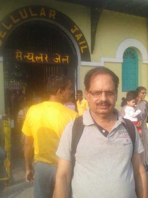 A. O.  Surendranathan Author of Evaluating Organization Development