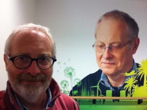John  Blewitt Author of Evaluating Organization Development