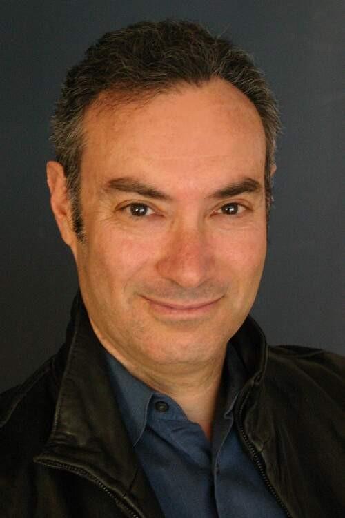 Author - David Ross Scheer
