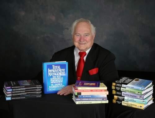H. James  Harrington Author of Evaluating Organization Development
