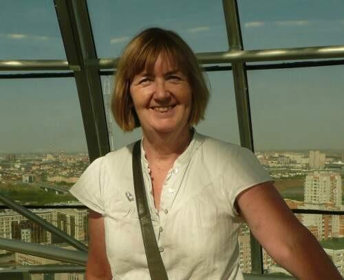 Author - Sue  Howarth