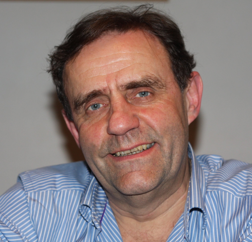 Author - John  Galloway