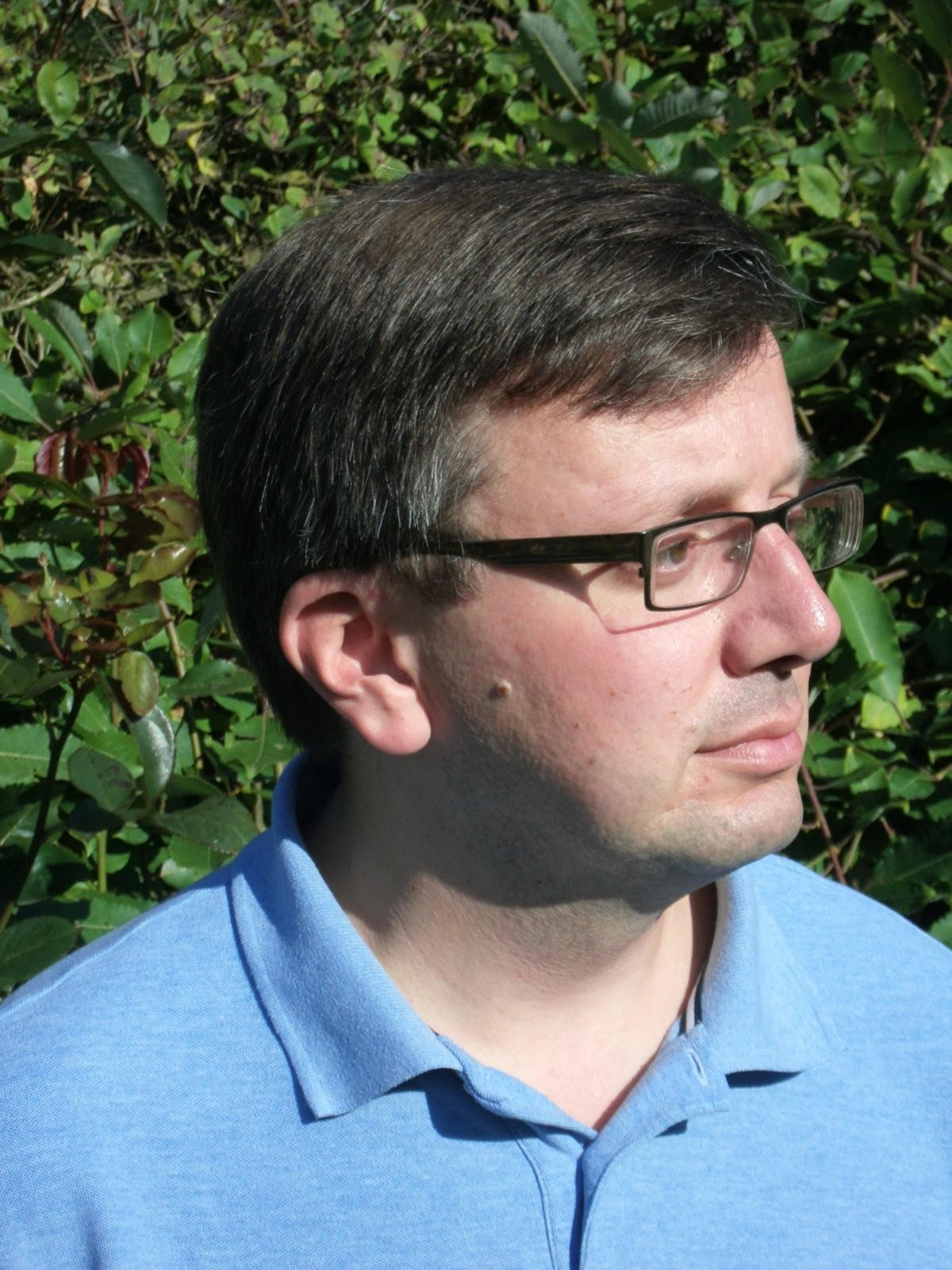 Author - Mike  Higton