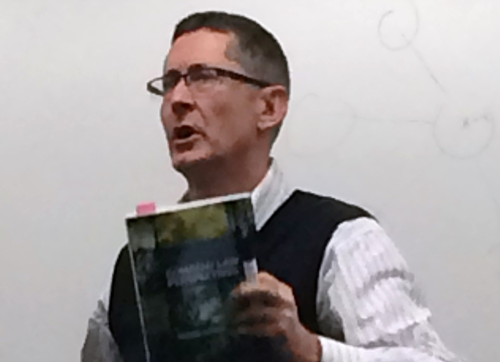 Author - John  Garrick