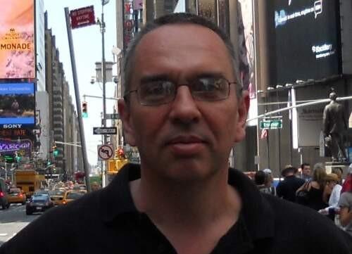 Author - Rob  Dyball