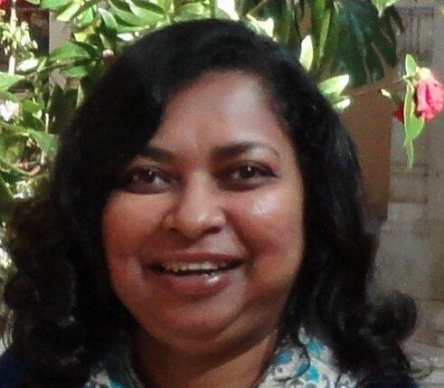 Author - Cynthia  Joseph