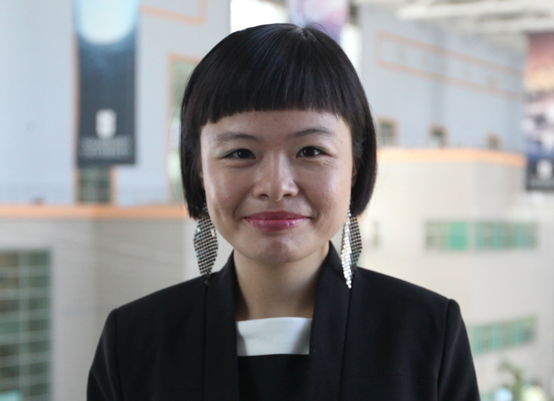 Author - Julie Yu-Wen  Chen