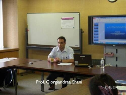 Giorgio  Shani Author of Evaluating Organization Development