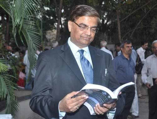Author - Girish P.  Jakhotiya