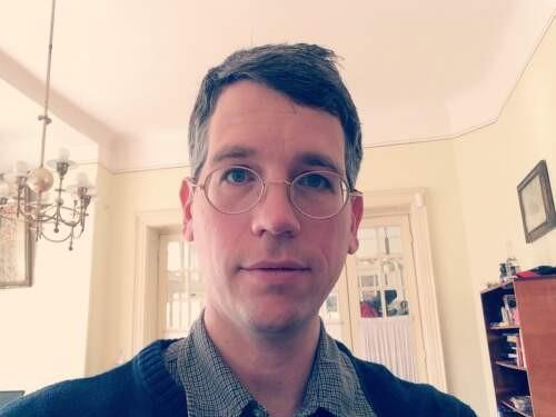 Author - Joshua Kjerulf Dubrow