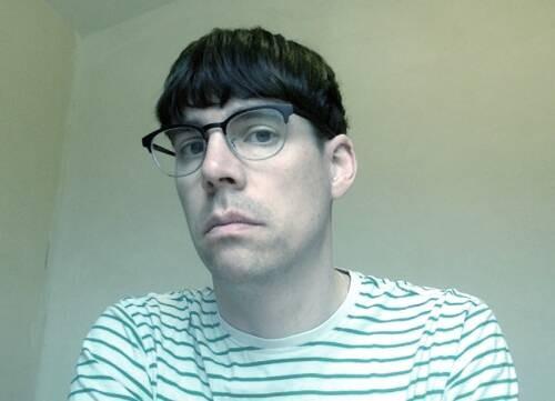 Author - Ben  Pitcher