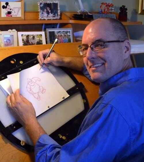 Author - Tom  Bancroft