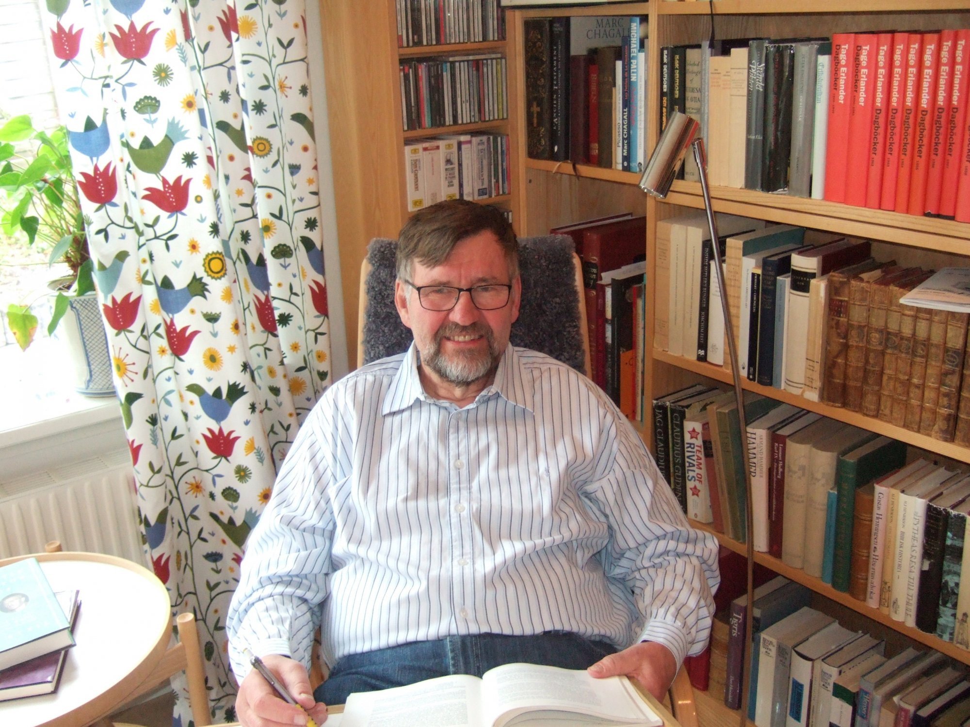 Author - Hasse  Ekstedt