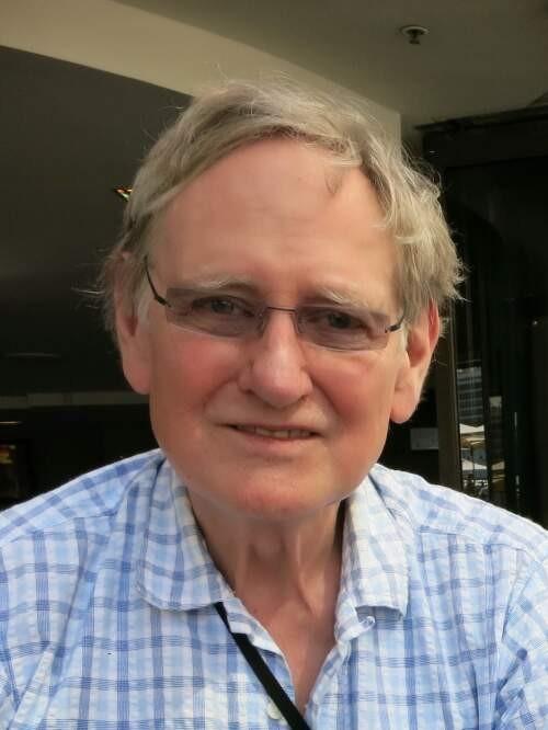 Author - Patrick  Casement