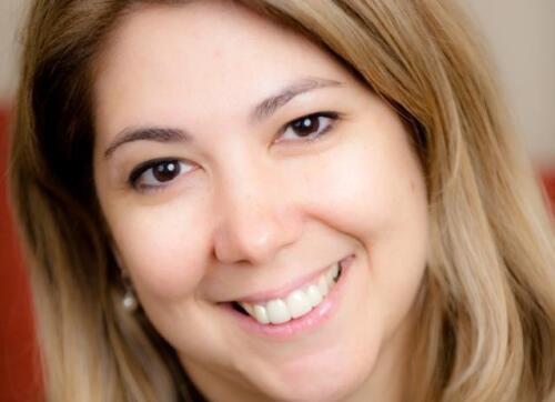 Author - Gina  Messina-Dysert
